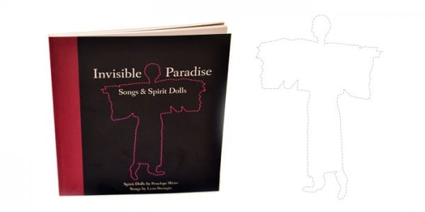 Design of Invisible Paradise for Lynn Strongin